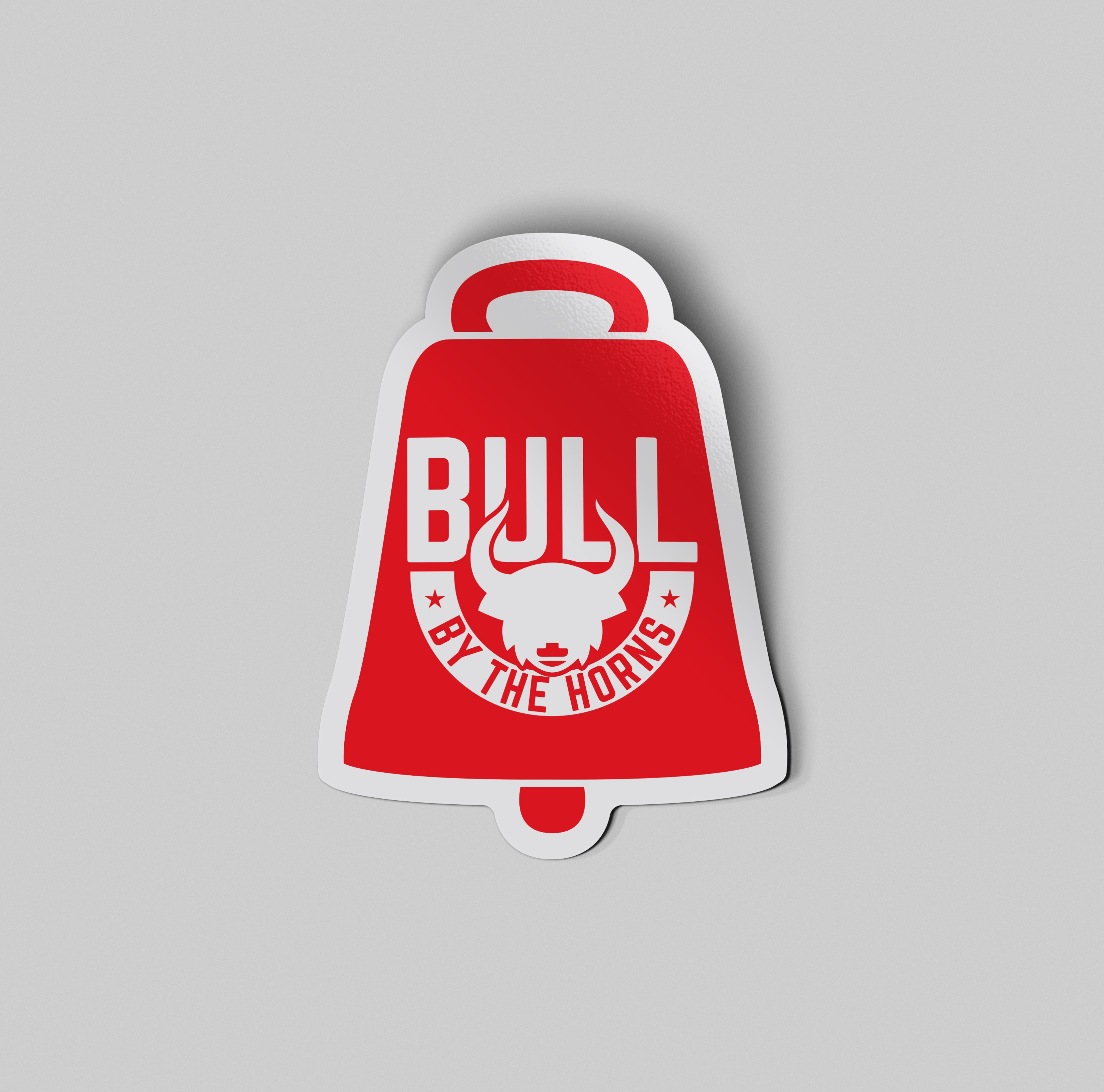 "Sticker Design - ""Taking the Bull by the Horns"" Award"