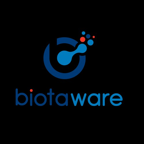 logo for a Biotech Internet of Things software company