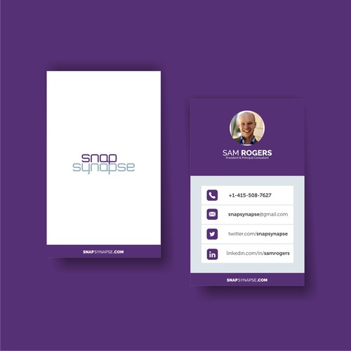 Snap Synapse Business Card