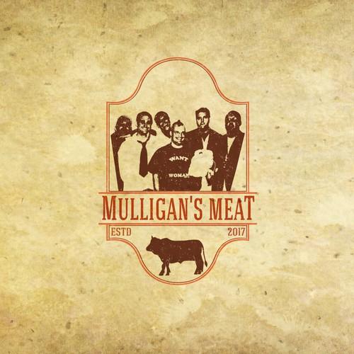 Logo Mulligans Meat