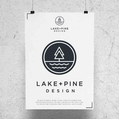 Logo design for residential design company