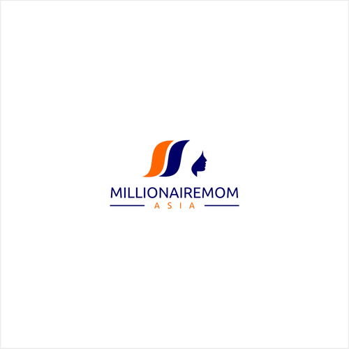 Logo concept for millionairemom