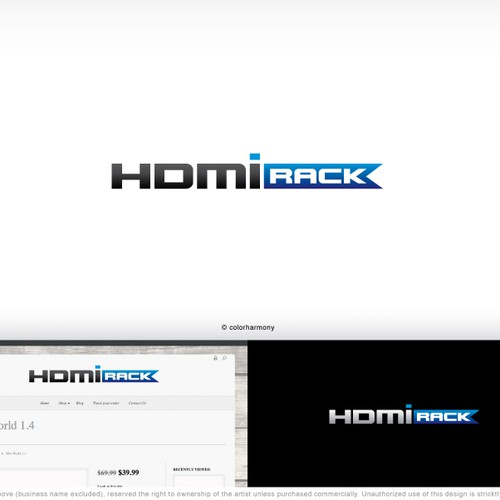 New logo wanted for HDMI RACK