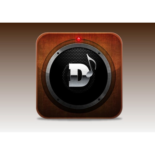 Icon app for Music Discovery