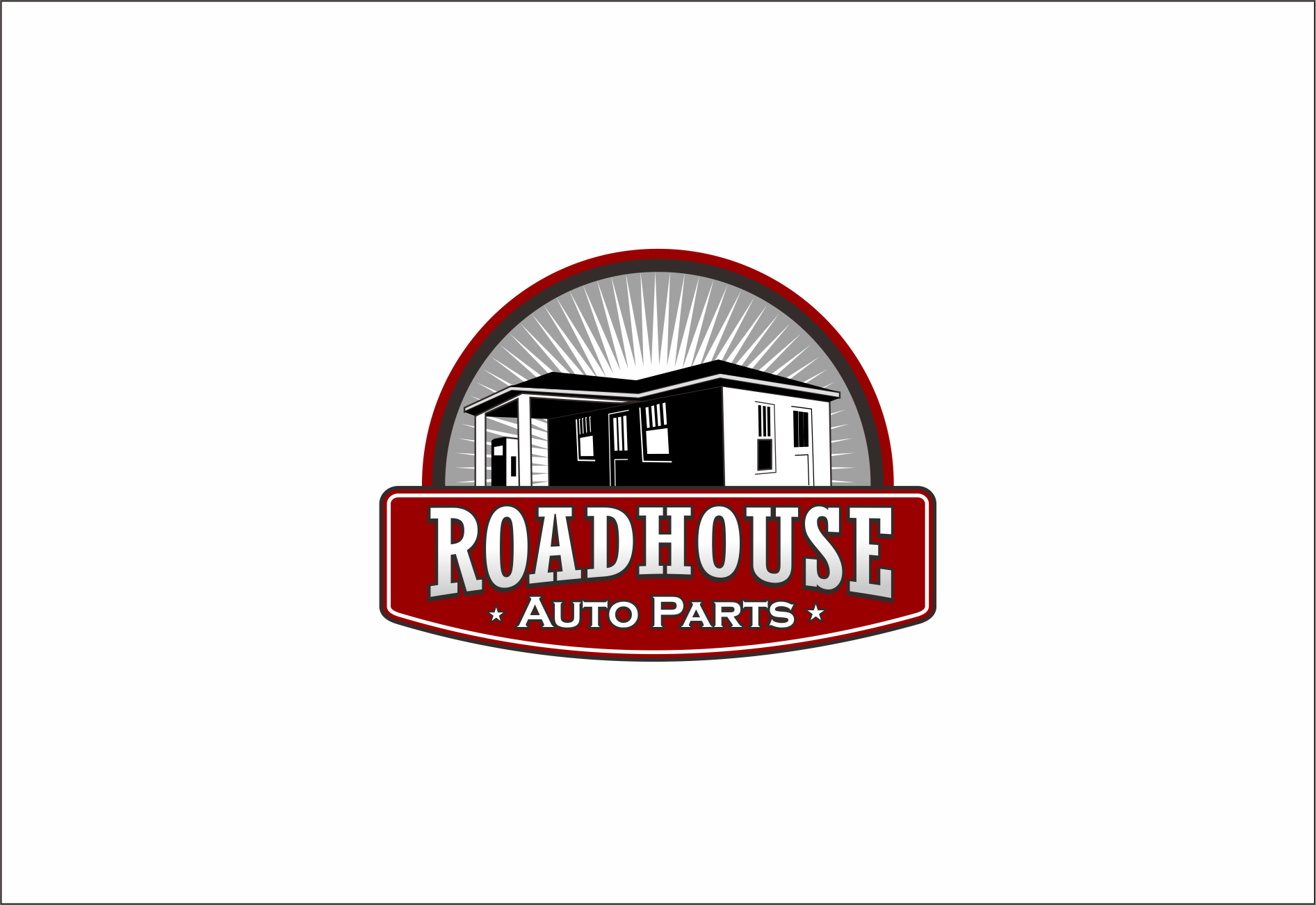 Dynamic logo wanted for Roadhouse Auto Parts