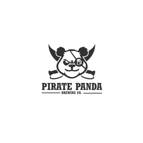 Pirate Panda Bar.