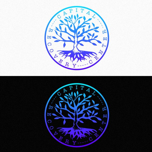 Logo Concept For a Recovery Center