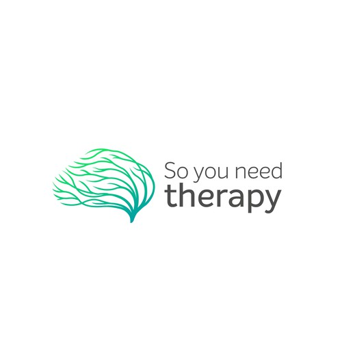 So you need therapy