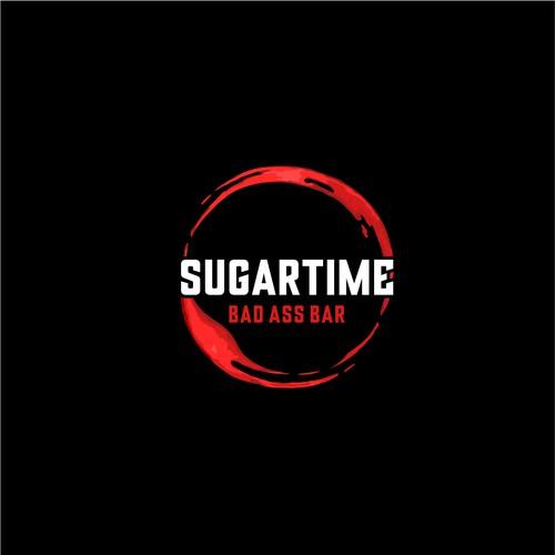 Badass logo for Sugartime