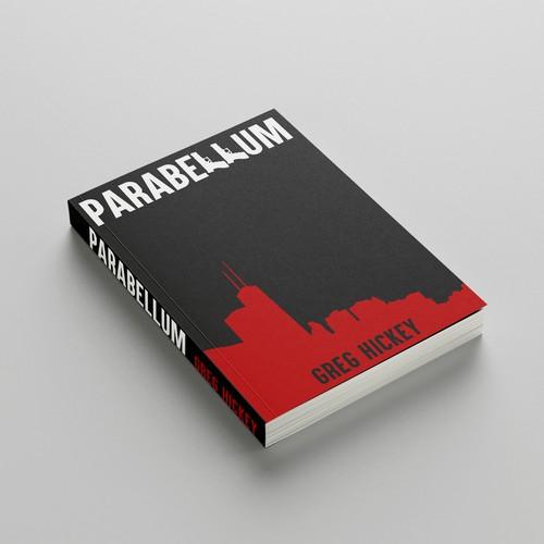 Crime novel Cover