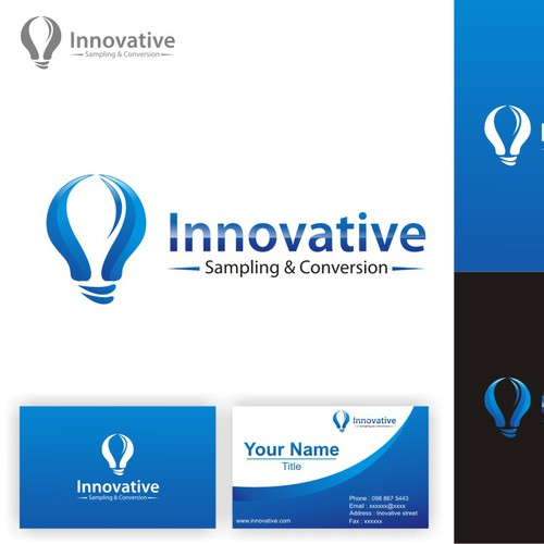 Create the next logo for Innovative Sampling & Conversion