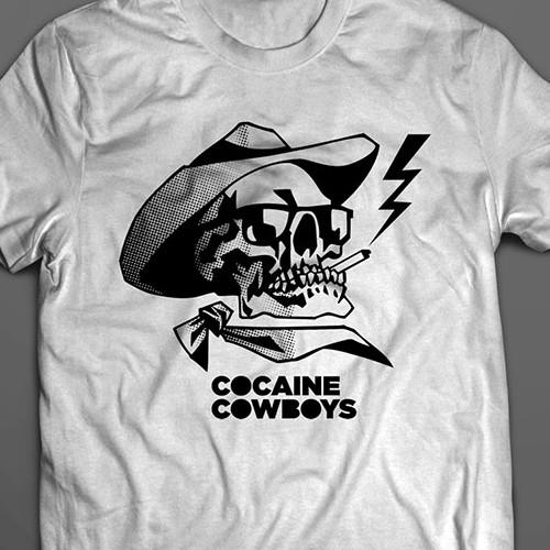 The Cocaine Cowboys Logo Redesign