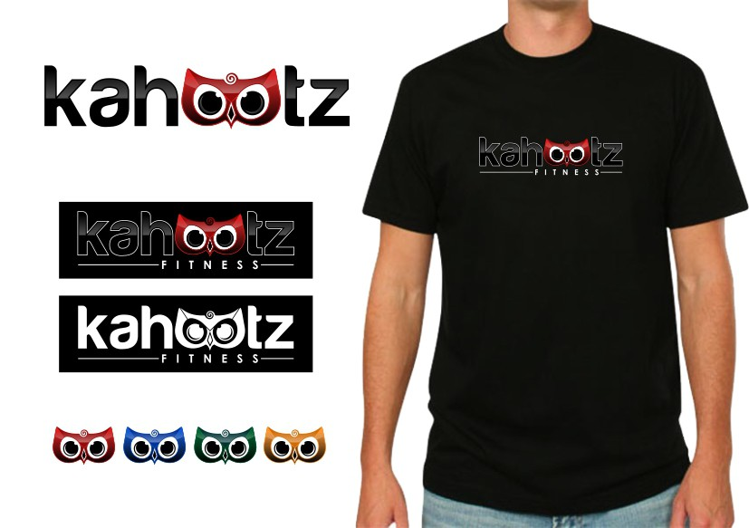 New logo wanted for Kahootz Fitness