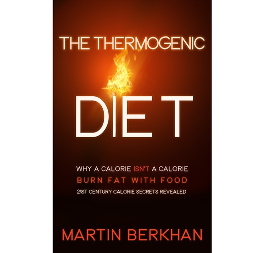 eBook cover for The Thermogenic Diet