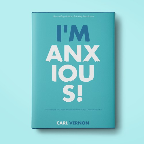 I'm Anxious book cover