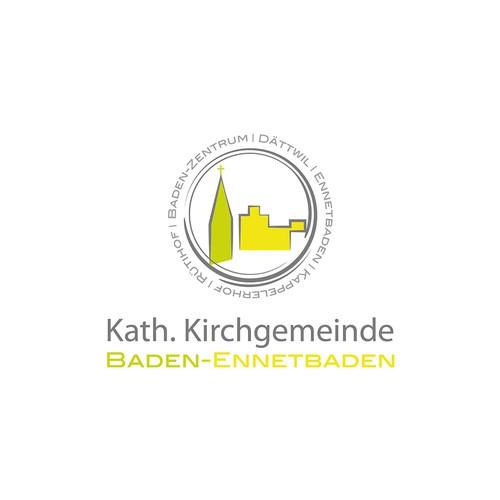 Logo concept for churches