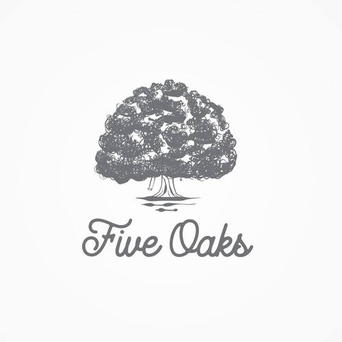 Five Oak Logo