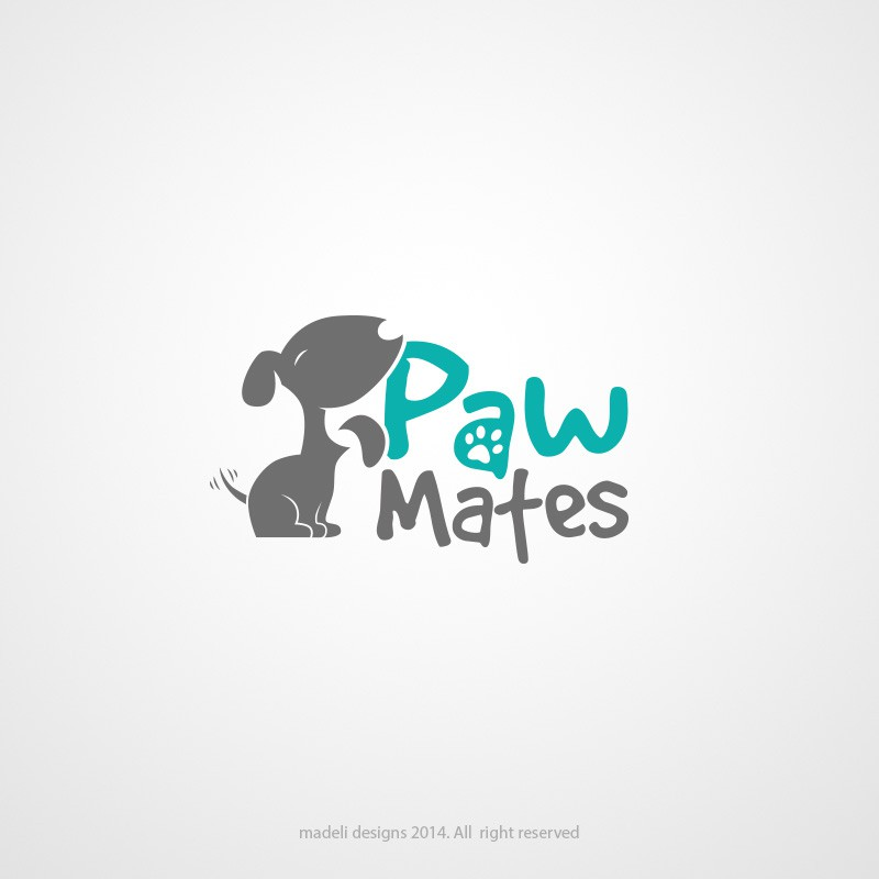 Create a logo for the next big Doggie Day Care facility!