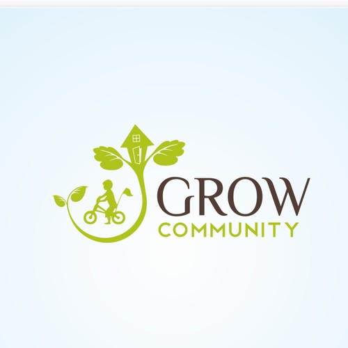 Logo for Grow Community