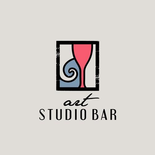 art studio bar