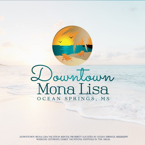 Downtown Mona Lisa logova