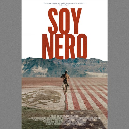 Movie poster for Soy Nero
