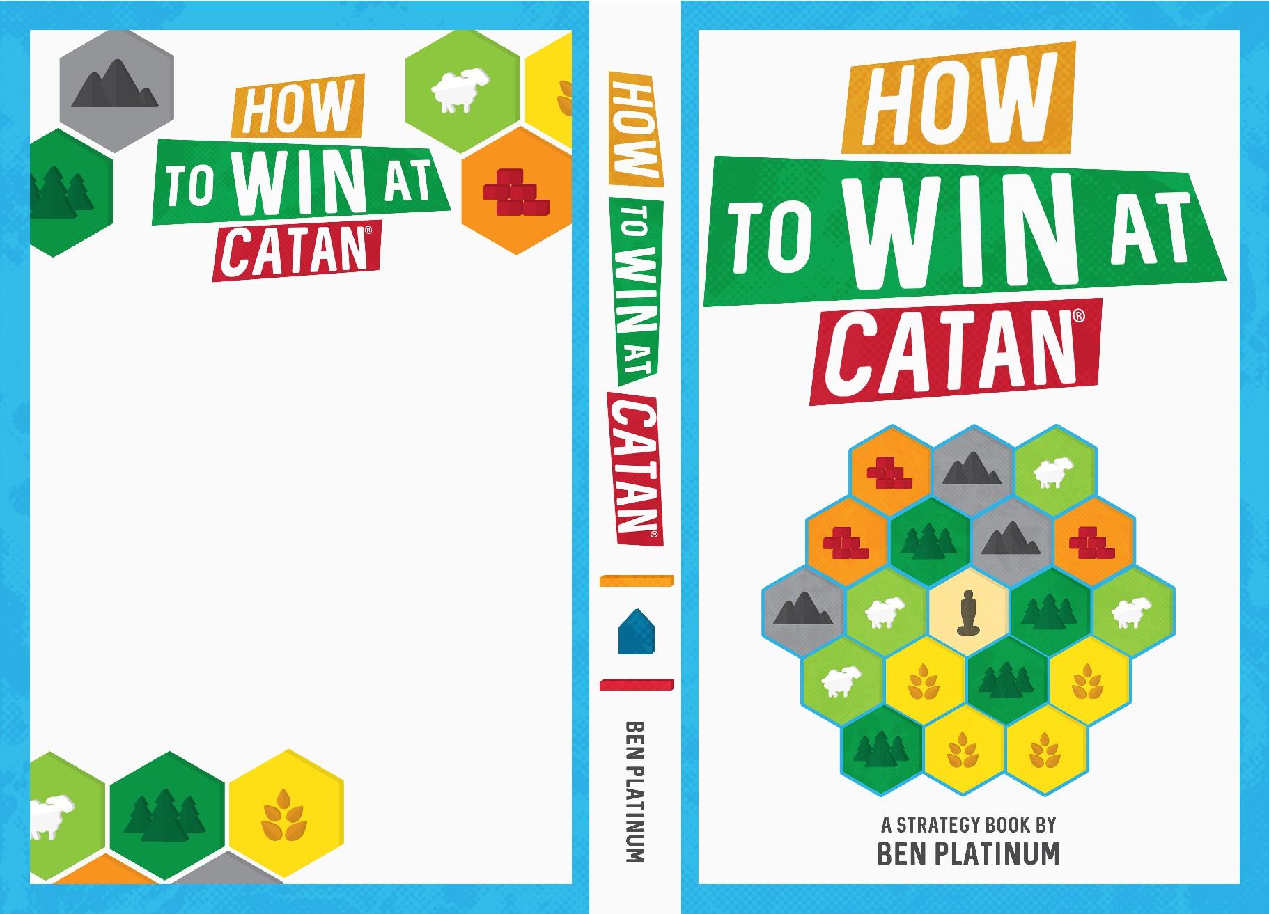 Catan strategy book