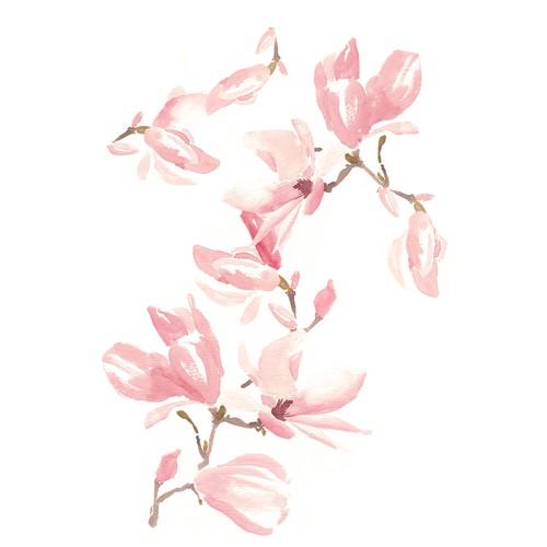 Magnolien Design für Teetasse