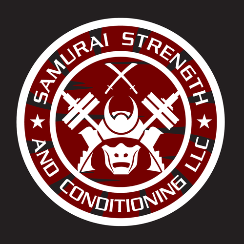 Samurai Strength Logo
