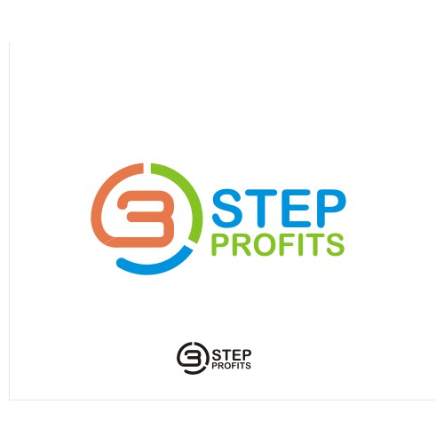 3 Step Profits needs a new logo