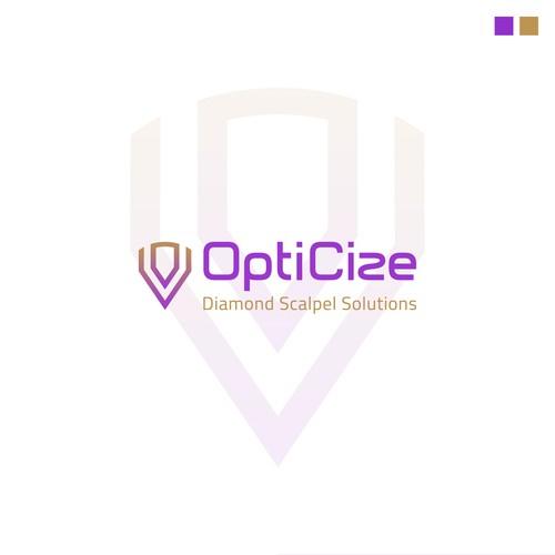 Logo design for Opticize