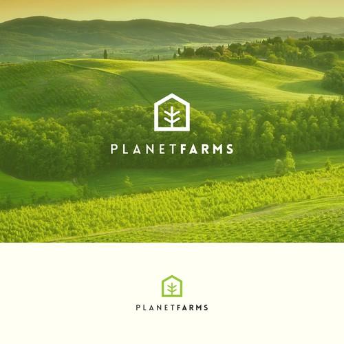Logo concept for Farm Company