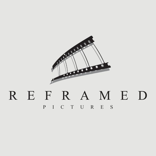 Logo for Reframed Pictures