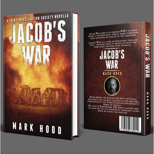 Jacob's War Book Cover