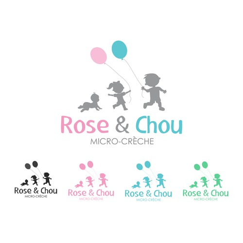 Logo for preschool