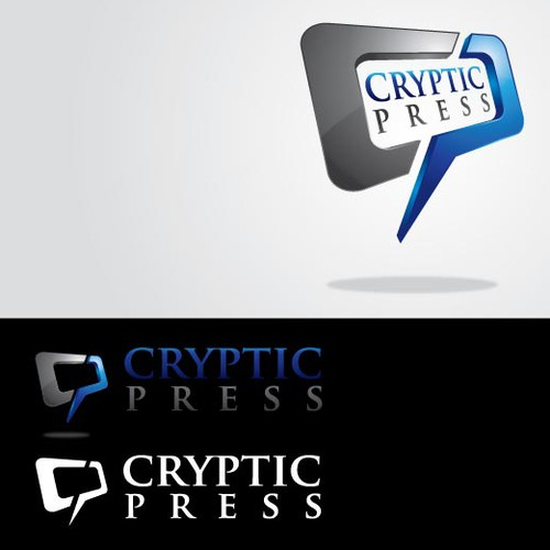 Help Cryptic Press with a new logo