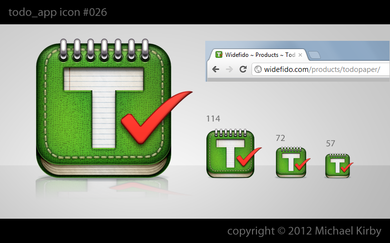 New Application Icon for Productivity Software