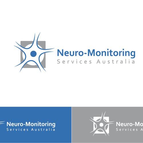 Create the next logo for Neuro-Monitoring Services Australia