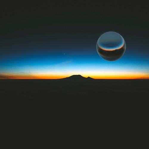 Background for Netrunner 17 - Horizon