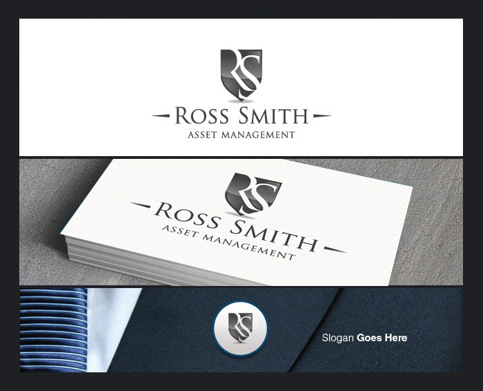 Create the next logo for Ross Smith Asset Management