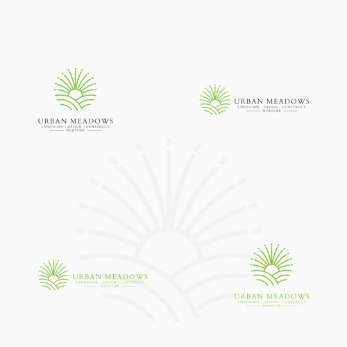 Logo for residential and Commercial Landscaper