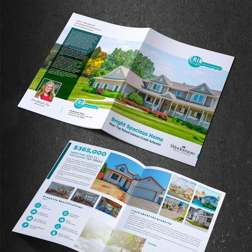 Design Property Listing Brochure to Match the Rest of My Marketing Suite