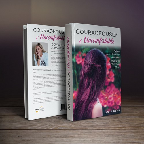 courageously uncomfortable