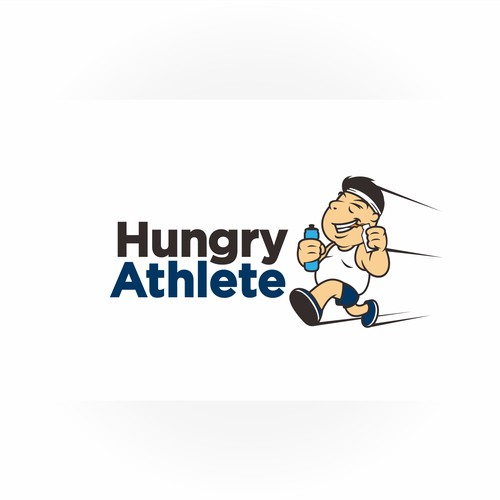 hungry athlete