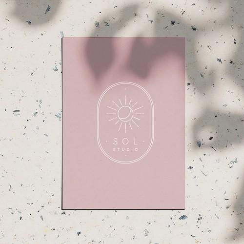 Visual branding for a boutique pilates studio.
