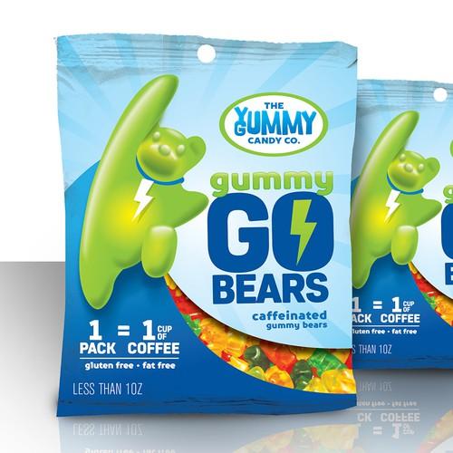 Gummy Go Bears