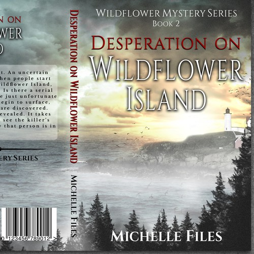 Desperation on Wildflower Island Book Cover
