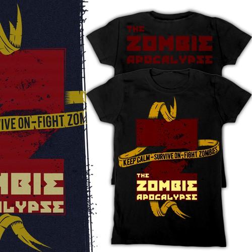 The Zombie Apocalypse!