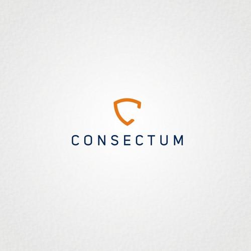 Initials logo for Consectum