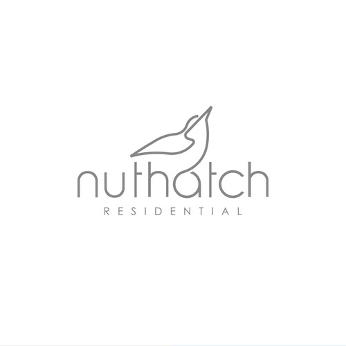 Logo for construction company specializing within the residential sector.